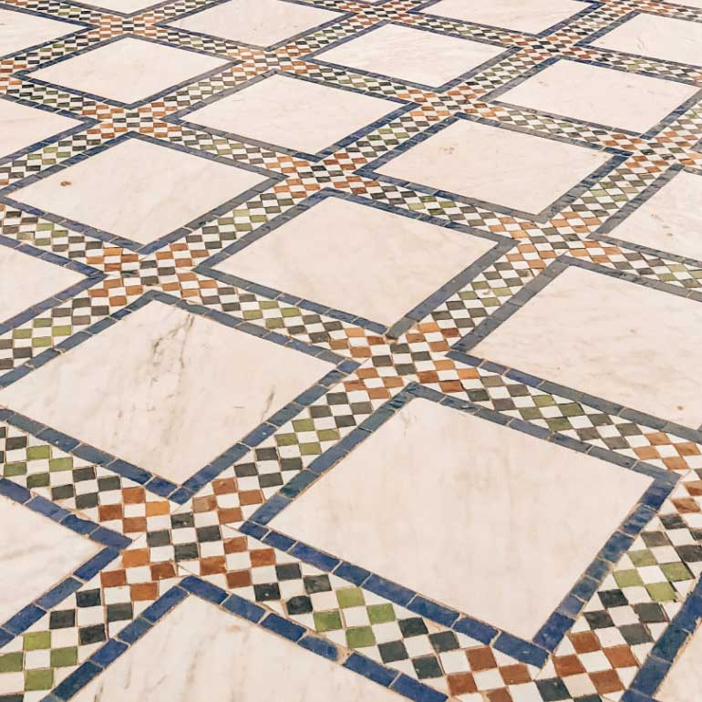 Specialty Tile & Grout Cleaning