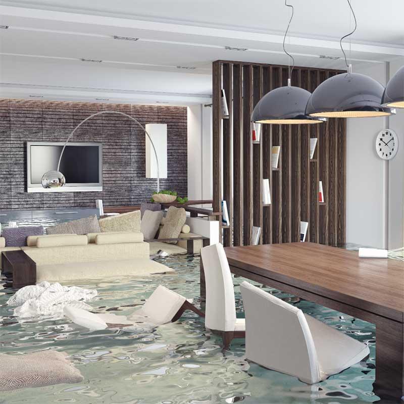 Residential Flood Restoration