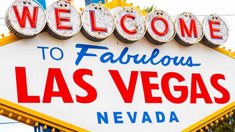 Welcome to Fabulous Las Vegas Nevada
