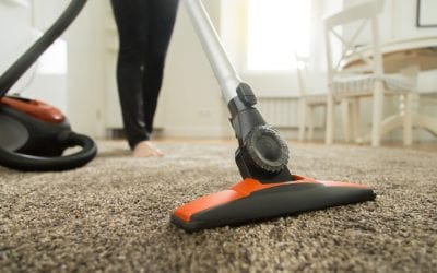 Why is carpet cleaning important for health?