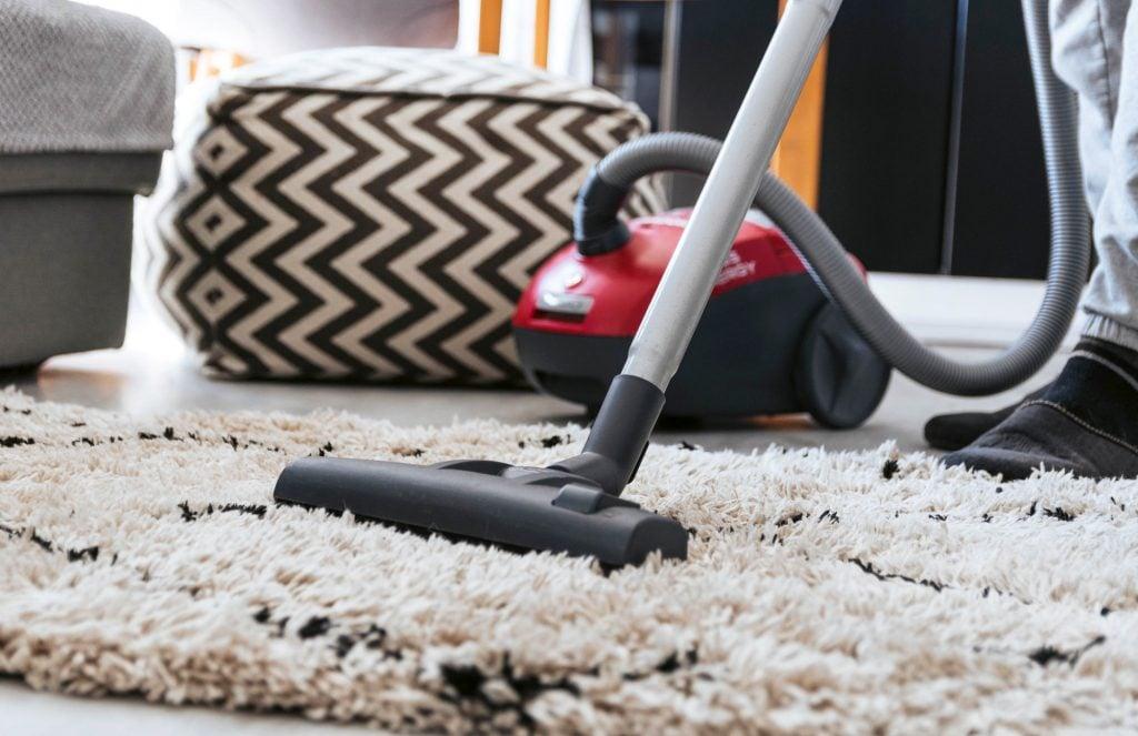 deep clean your carpet