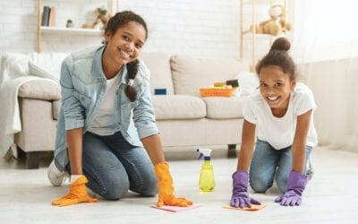 Is Your Dirty Carpet Making You Sick?
