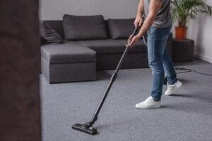 dirty carpet making you sick