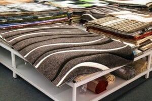 types of carpet fibers