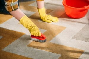 methods of professional carpet cleaning