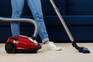 tips to vacuum your carpet