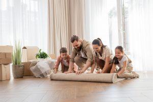 7 benefits of carpets